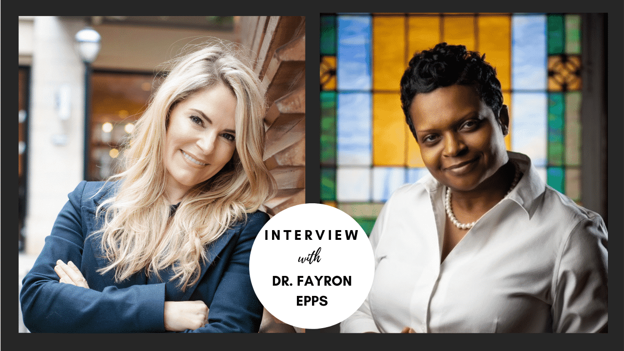 Dementia Education for African American Families with Dr. Fayron Epps