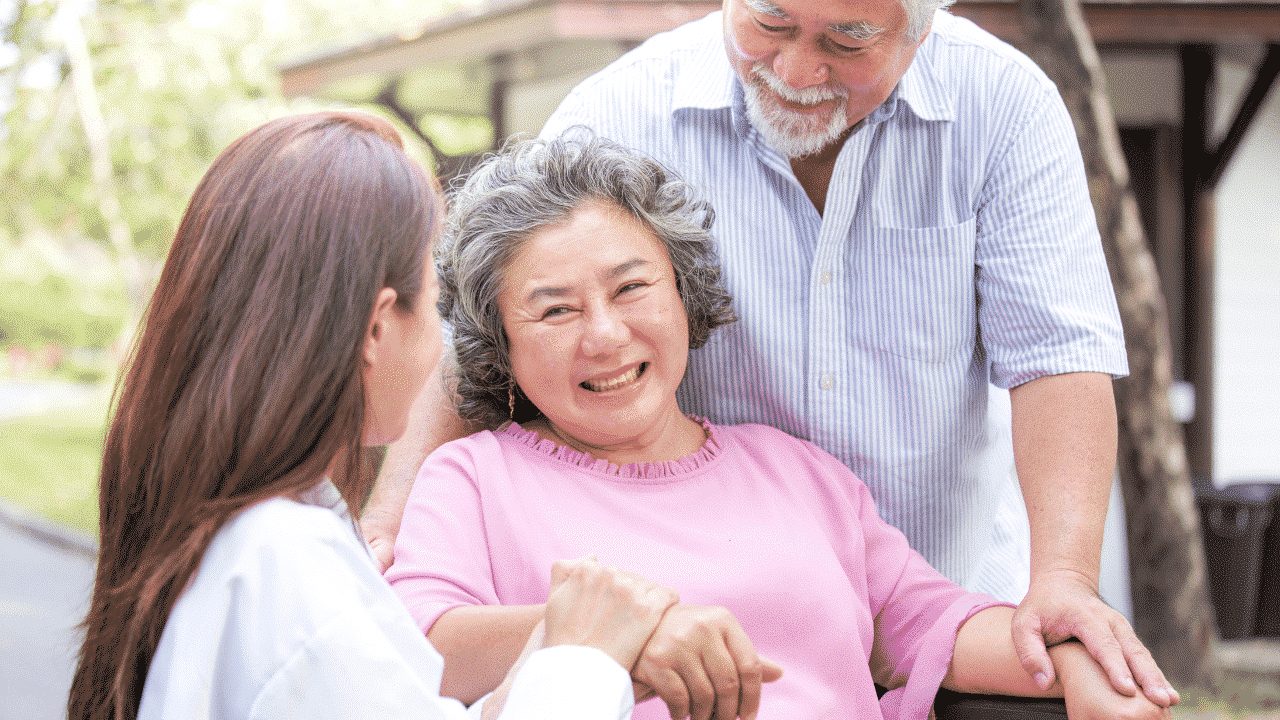 How to Support Elderly Parents Moving to Assisted Living